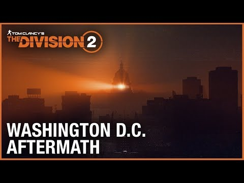 Tom Clancy's The Division 2 - PS4 (Digital Code) - Playstation Network