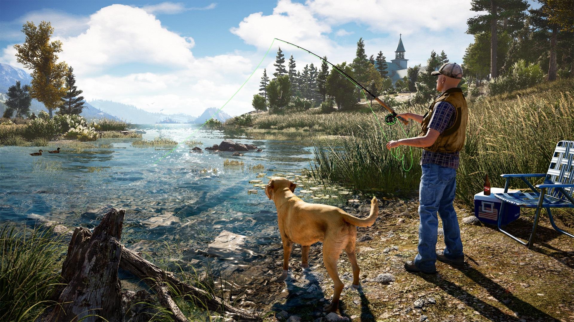Far Cry 5 - Xbox One (Digital Code) - Xbox Live