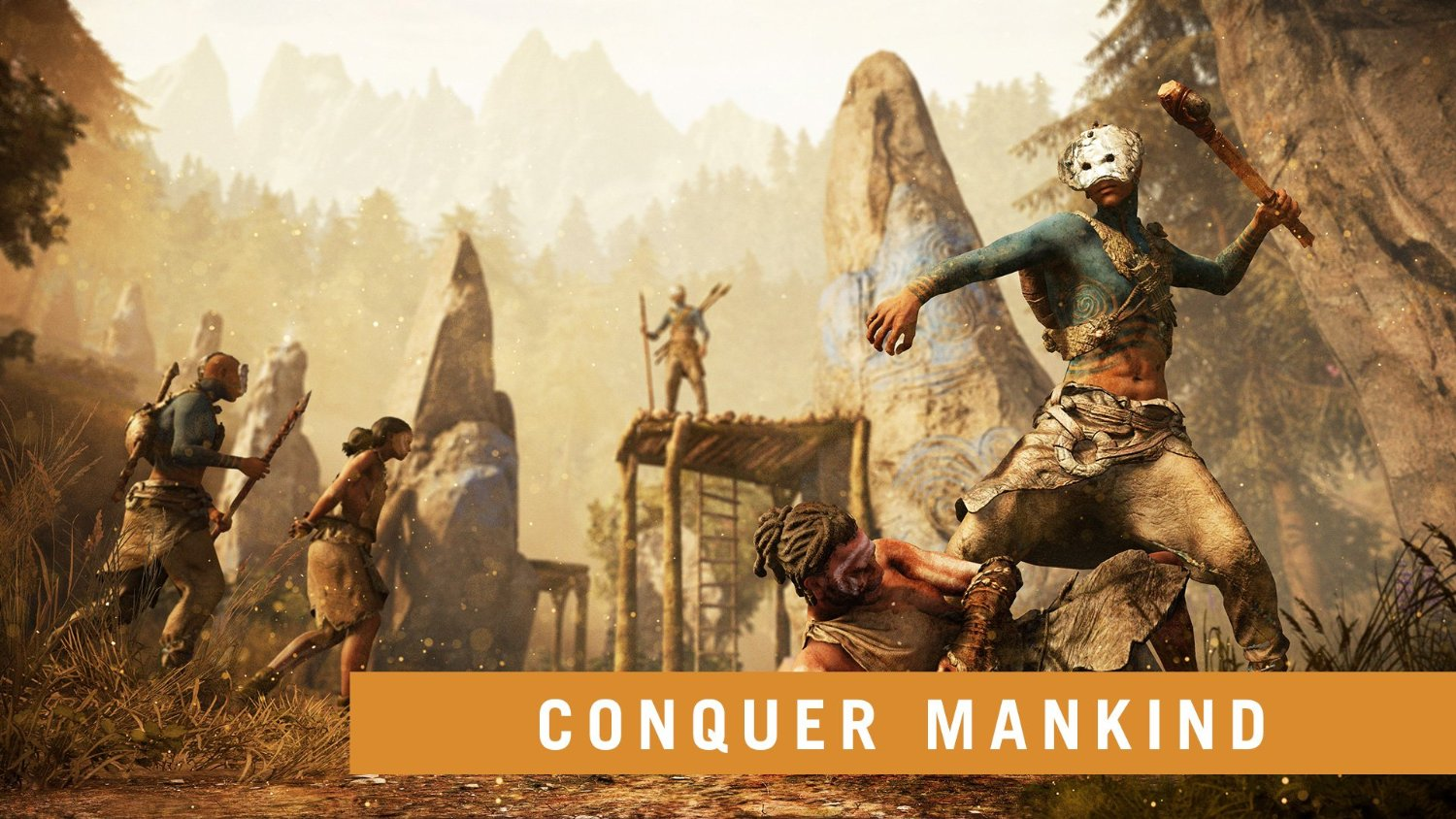 Buy Far Cry Primal Mammoth Mission Pack Dlc Only Pc Game Uplay Download