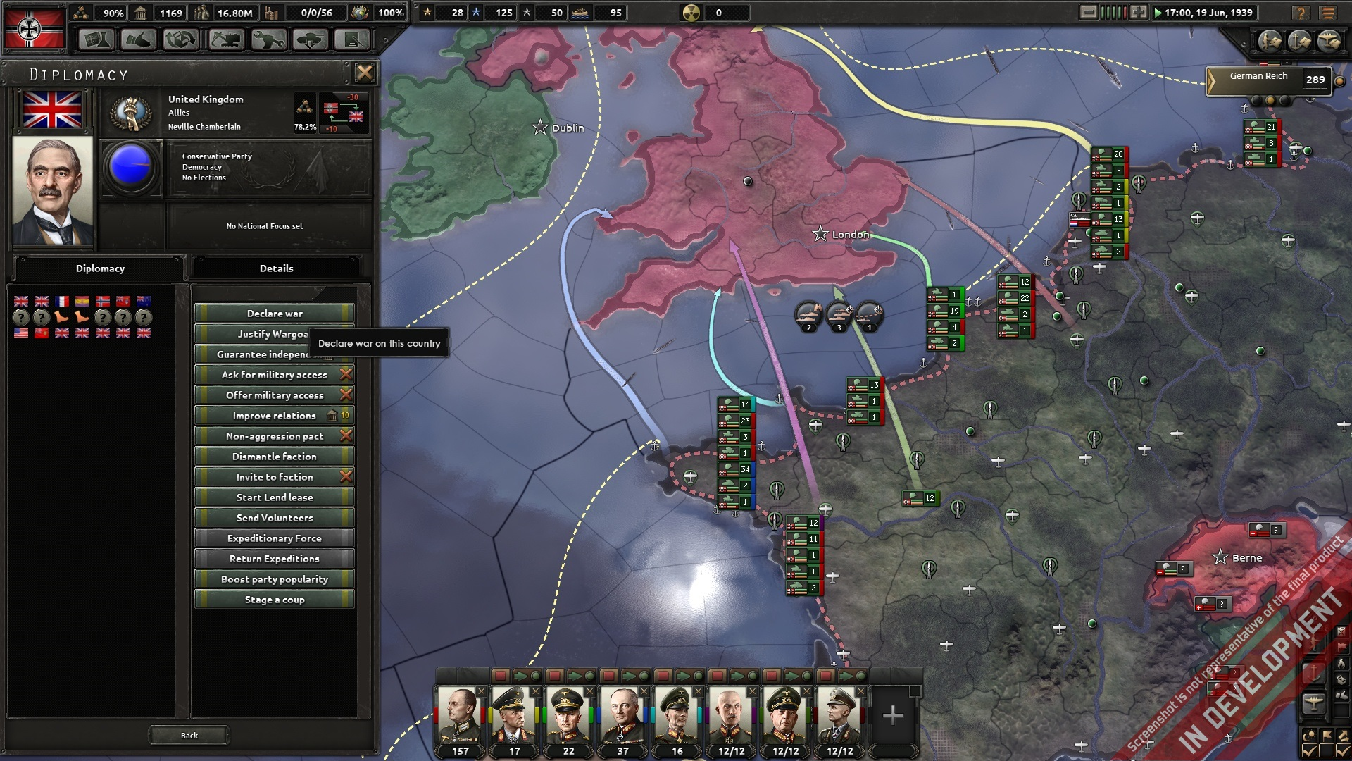 Hearts Of Iron Iv Cadet Edition Colonel Edition Steam