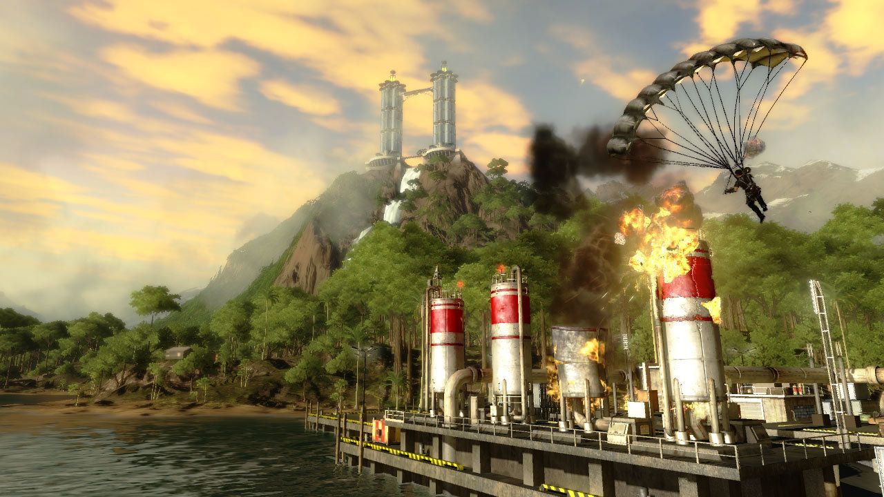Just Cause 2 Highly Compressed Full Pc GamE Kickass