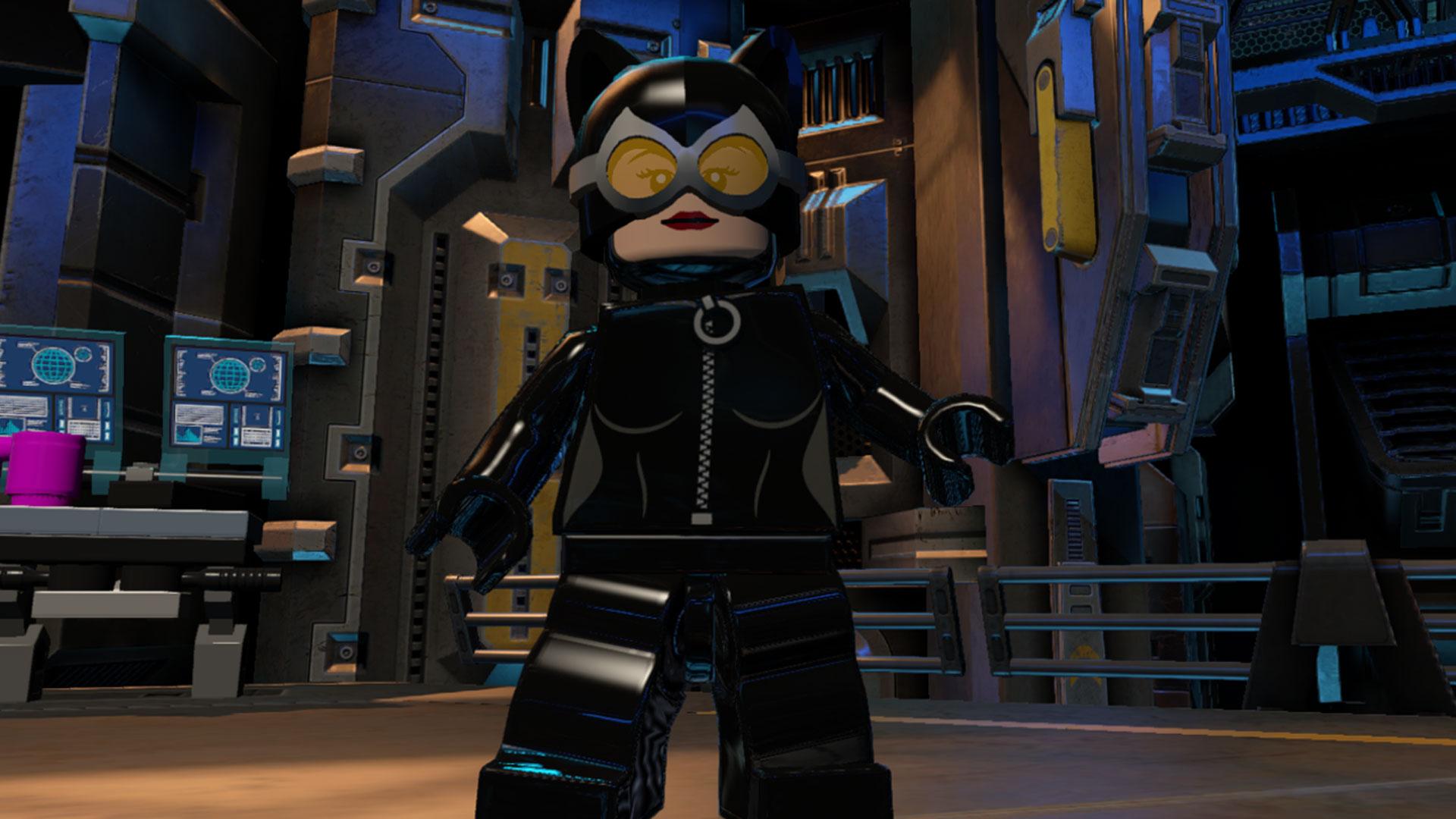 Koop LEGO Batman 3: Beyond Gotham PC spel | Steam Download