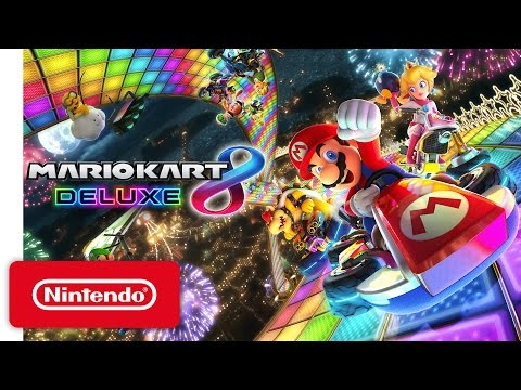 Mario Kart 8 Deluxe Nintendo Switch Nintendo Switch Estore