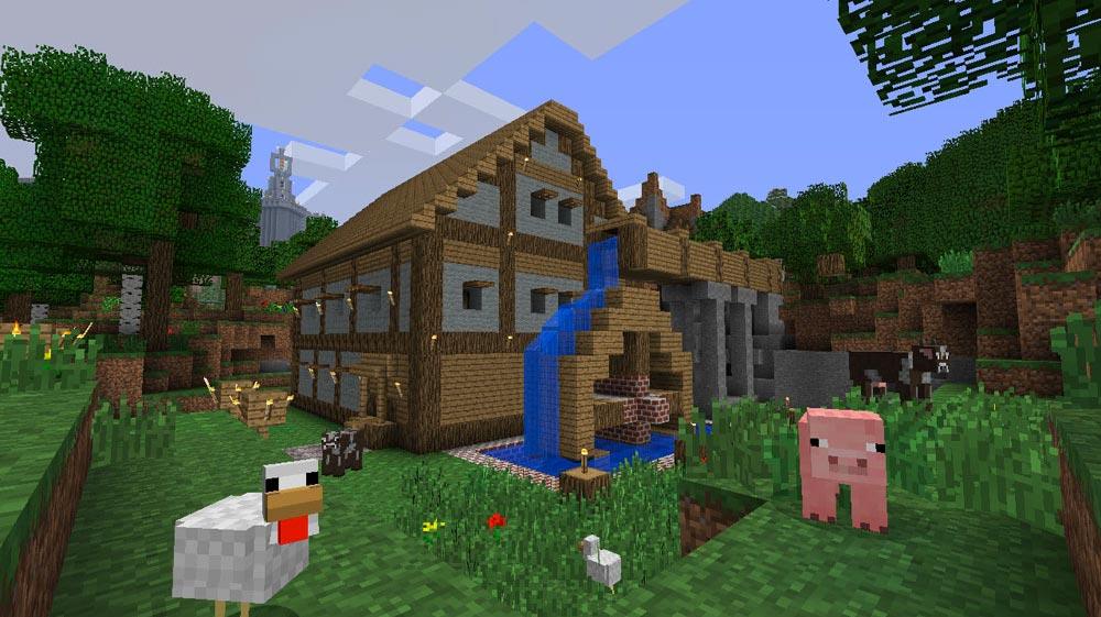 Minecraft windows 10 edition скачать