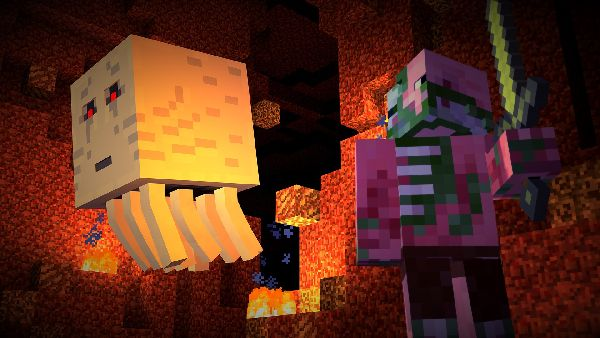 Purchase Minecraft Pc Game : Buy minecraft story mode a telltale game series pc