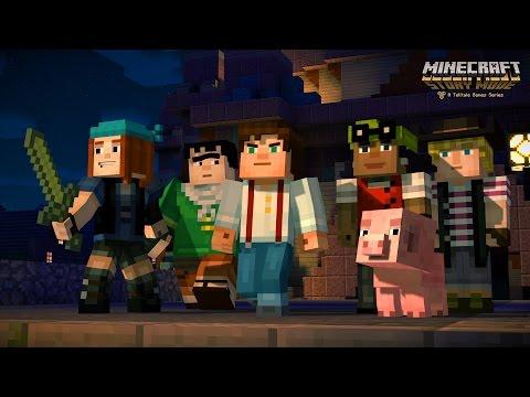 Kaufen Minecraft Story Mode A Telltale Game Series PC Spiel - Minecraft spiele kaufen pc