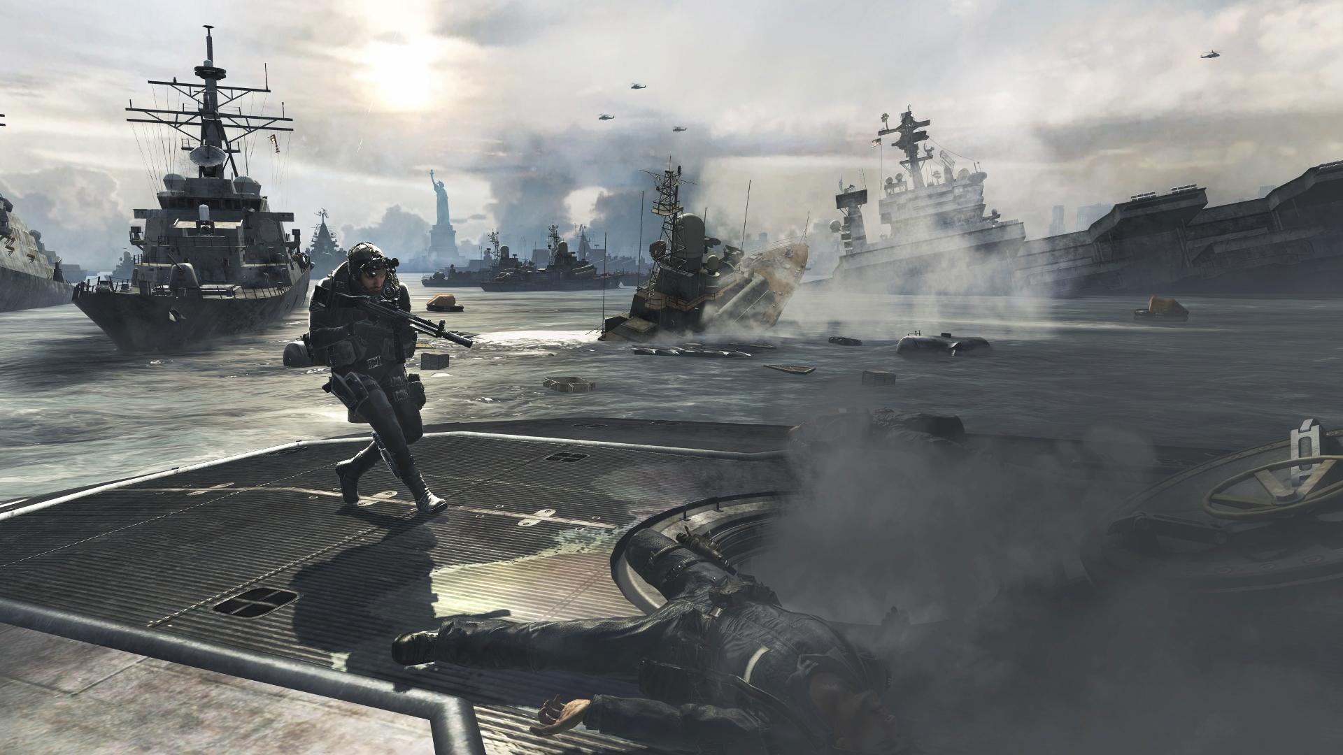 Modern Warfare Koop