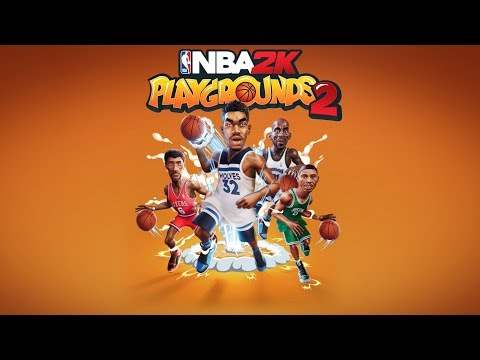 NBA 2K Playgrounds 2 - PS4 (Digital Code) - Playstation Network