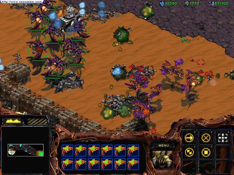 Starcraft with Brood Wars Expansion (Anthology) - Battle net