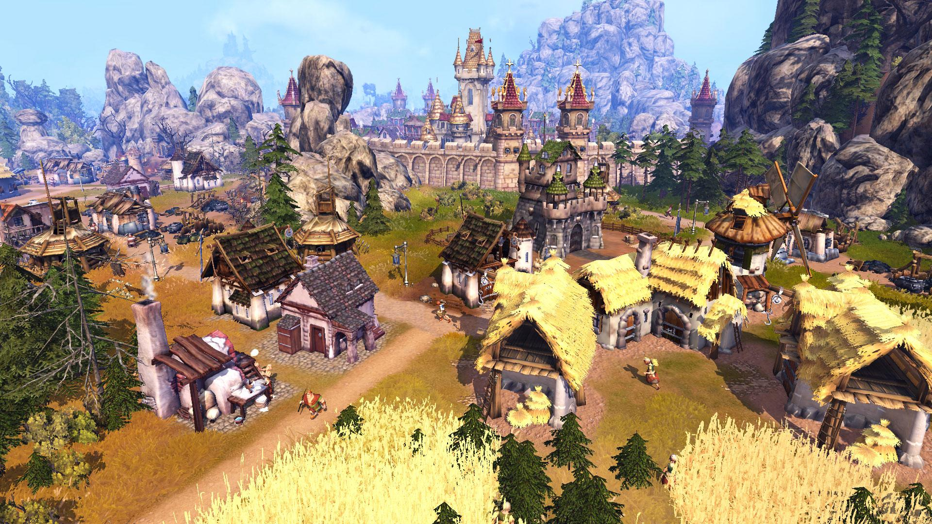 The Settlers 7: Paths to a Kingdom for PC Reviews - Metacritic