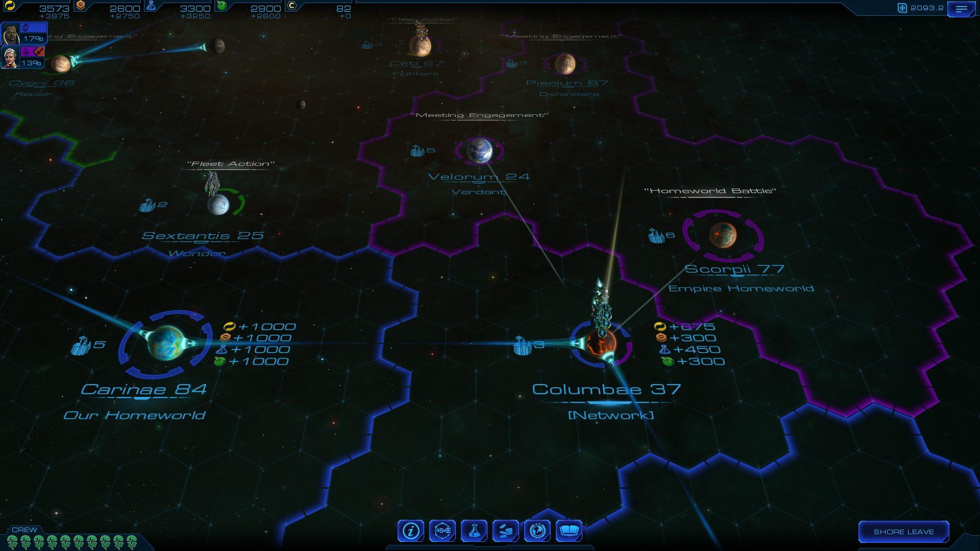 Sid Meier's Starships - Steam