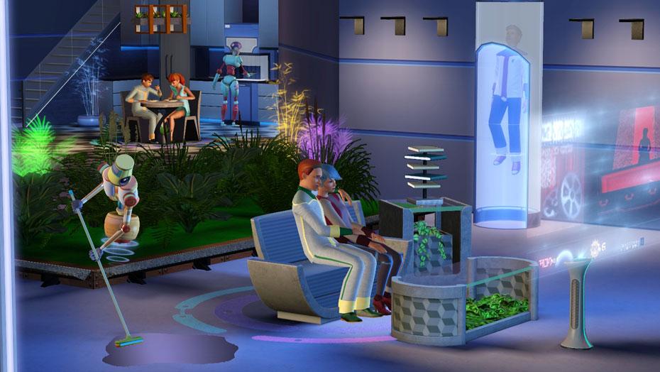 The Sims 3: Into The Future - Origin