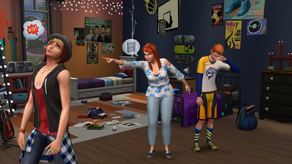 kaufen the sims 4 bundle pack 5 pc spiel origin download. Black Bedroom Furniture Sets. Home Design Ideas