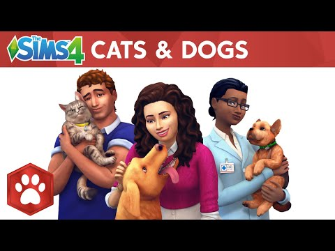 Sims  Cats And Dogs No Download Button