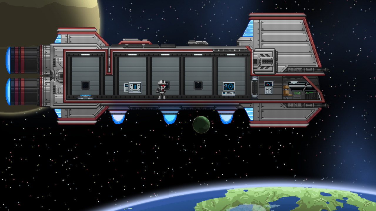 how to play starbound with friends