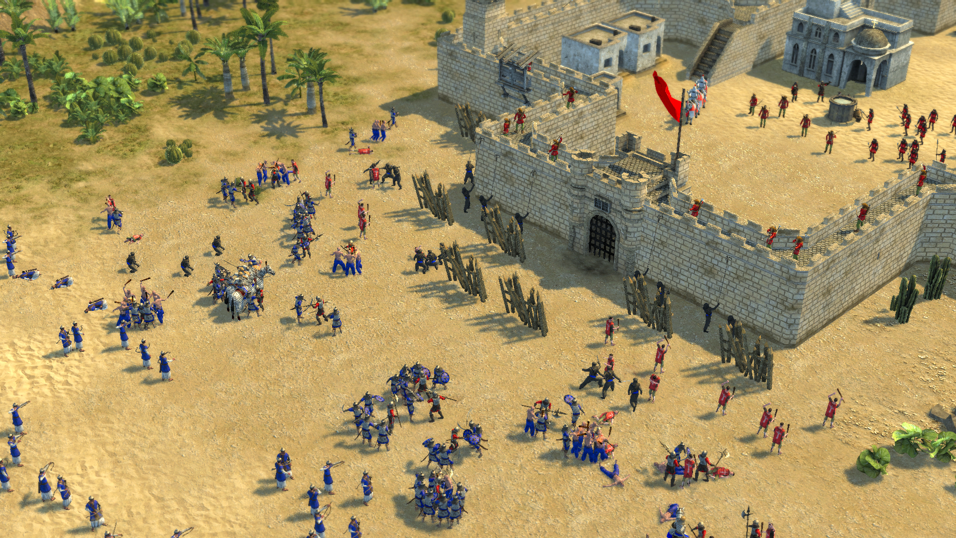 Stronghold crusader hd for mac