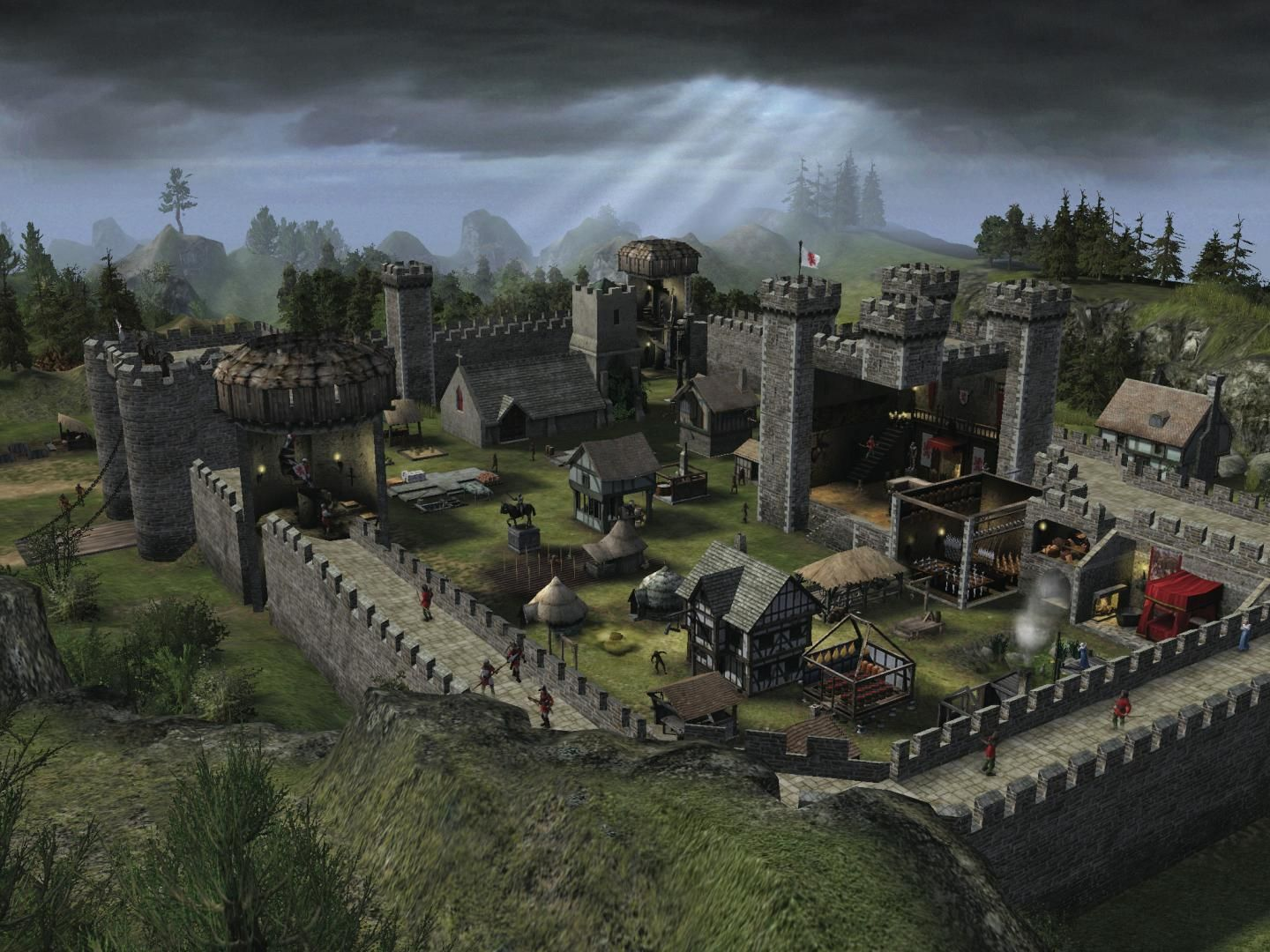 Save 80 on The Stronghold Collection on Steam