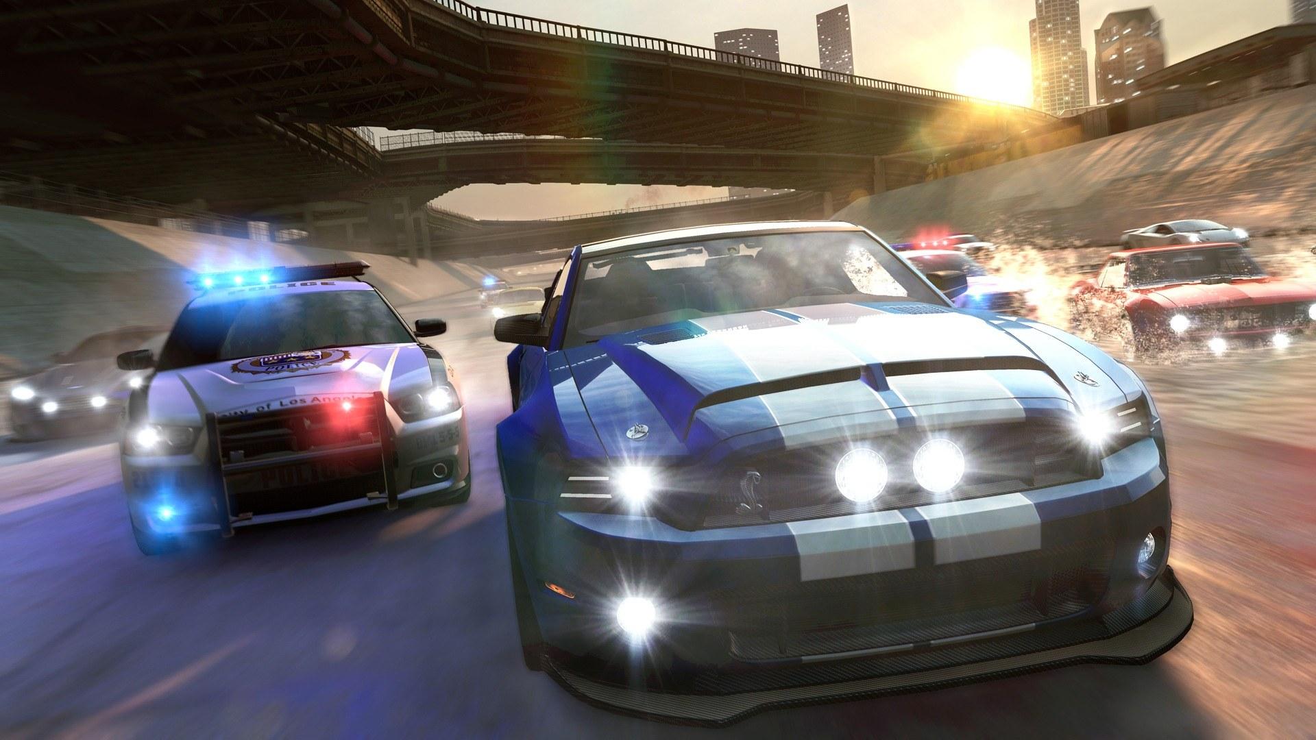 The Crew + Wild Run Expansion (Game + DLC) - UPlay