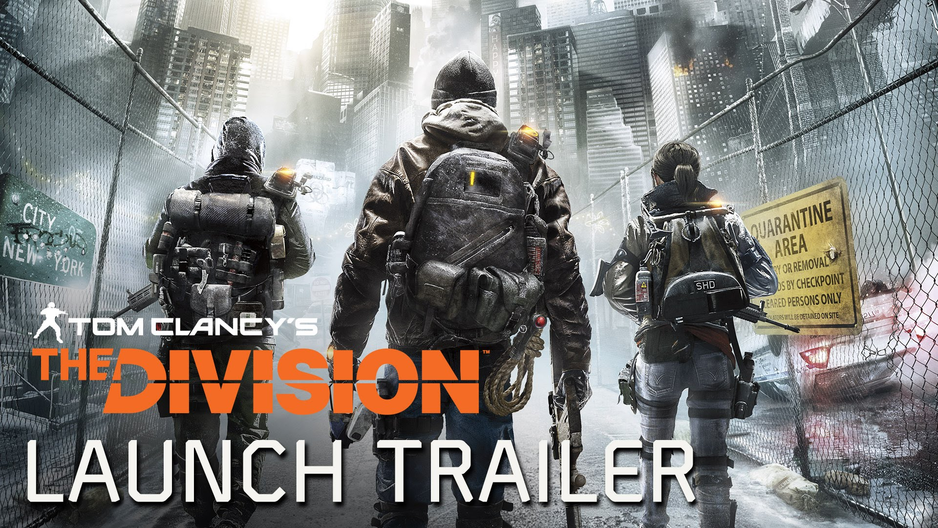 Tom Clancy's The Division - PS4 (Digital Code) - Playstation Network