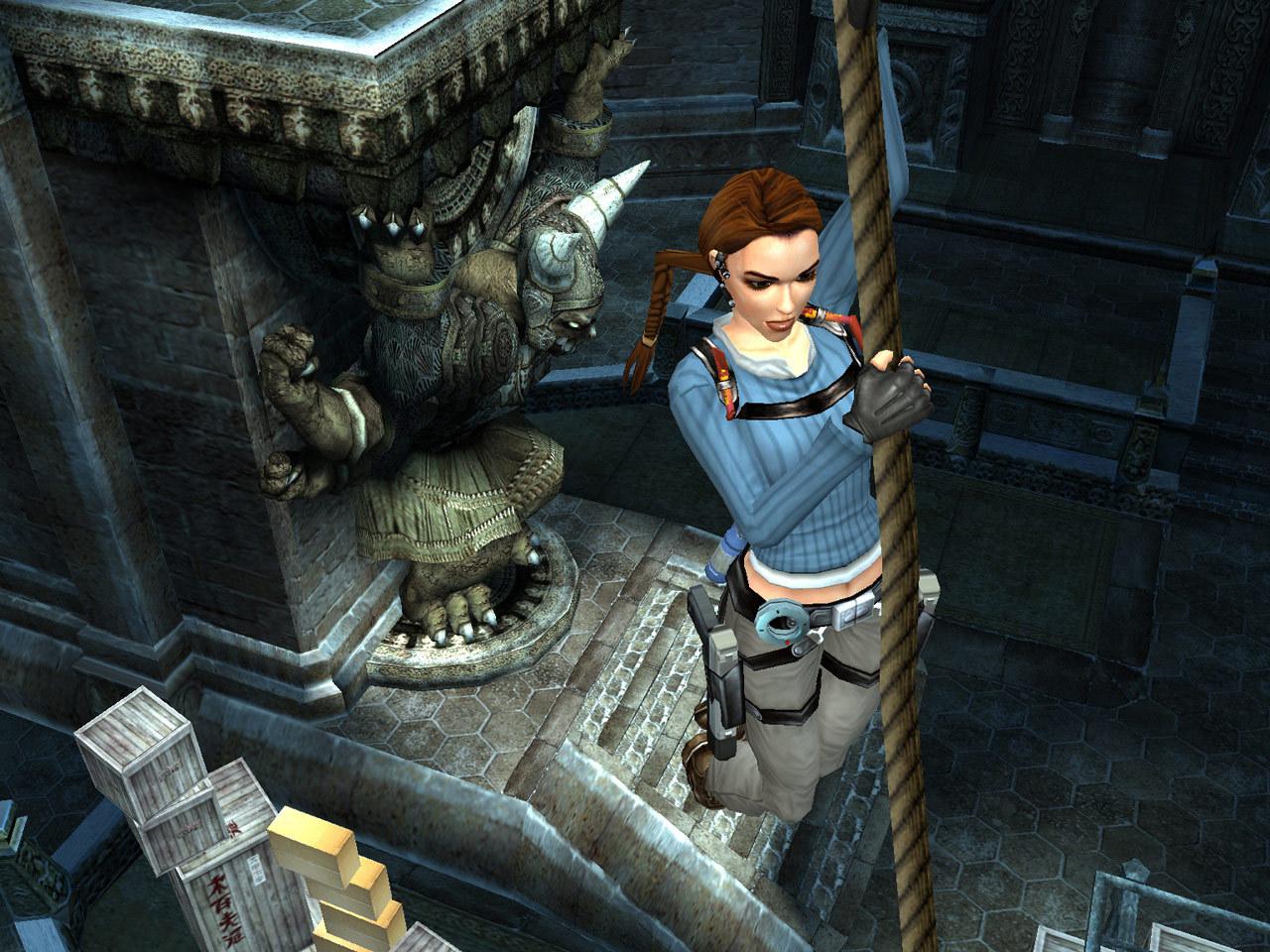 Tomb Raider: Legend - Steam