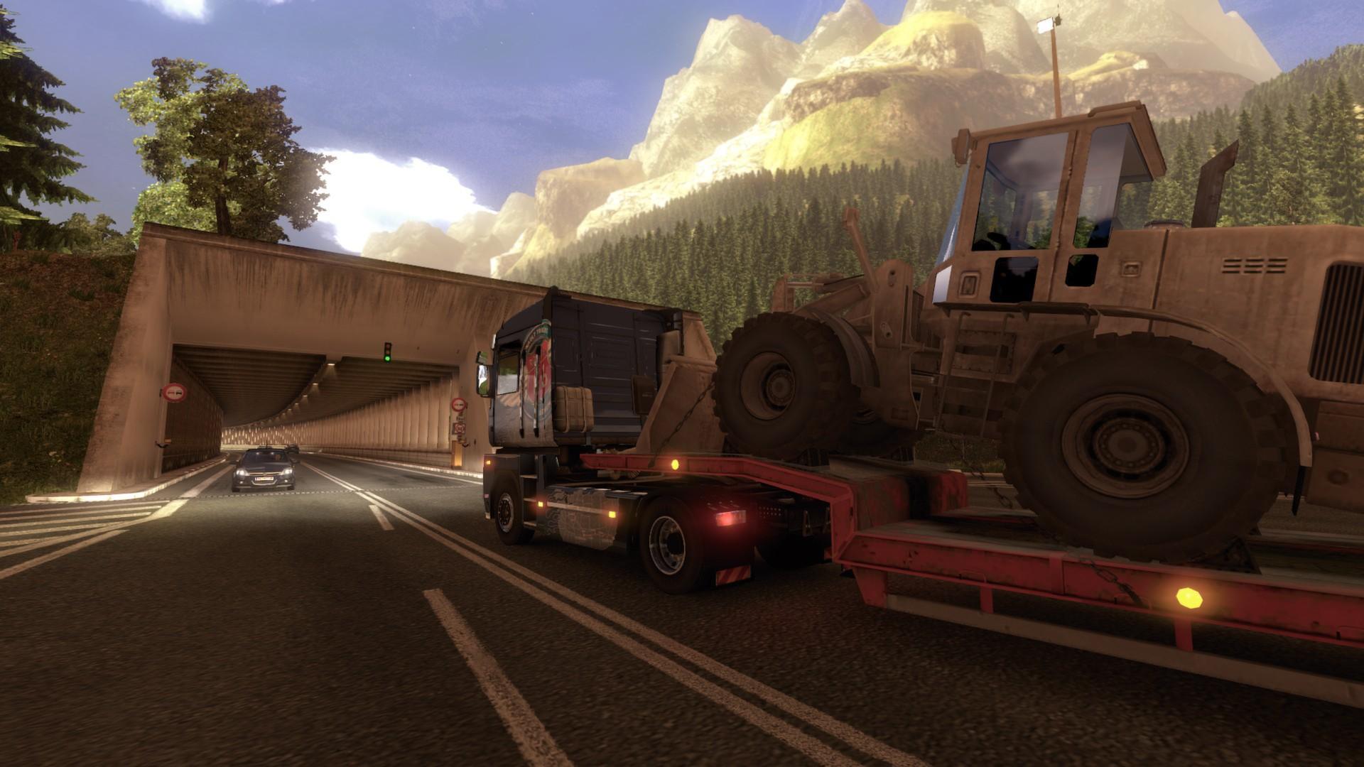 Buy Euro Truck Simulator 2 Pc Game Steam Download