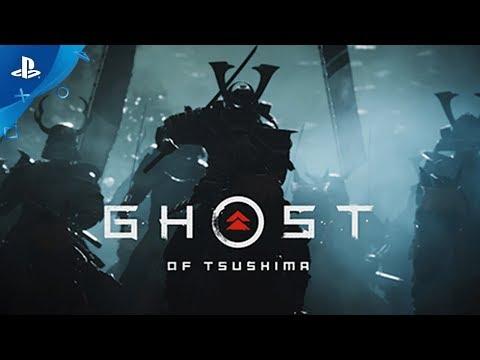 Ghost of Tsushima - PS4 (Digital Code) - Playstation Network