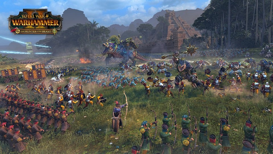 Buy Total War Warhammer Ii The Hunter The Beast Eu Pc Game Steam Download That's about the length (not the height) of a carnosaur model, if. gaming dragons
