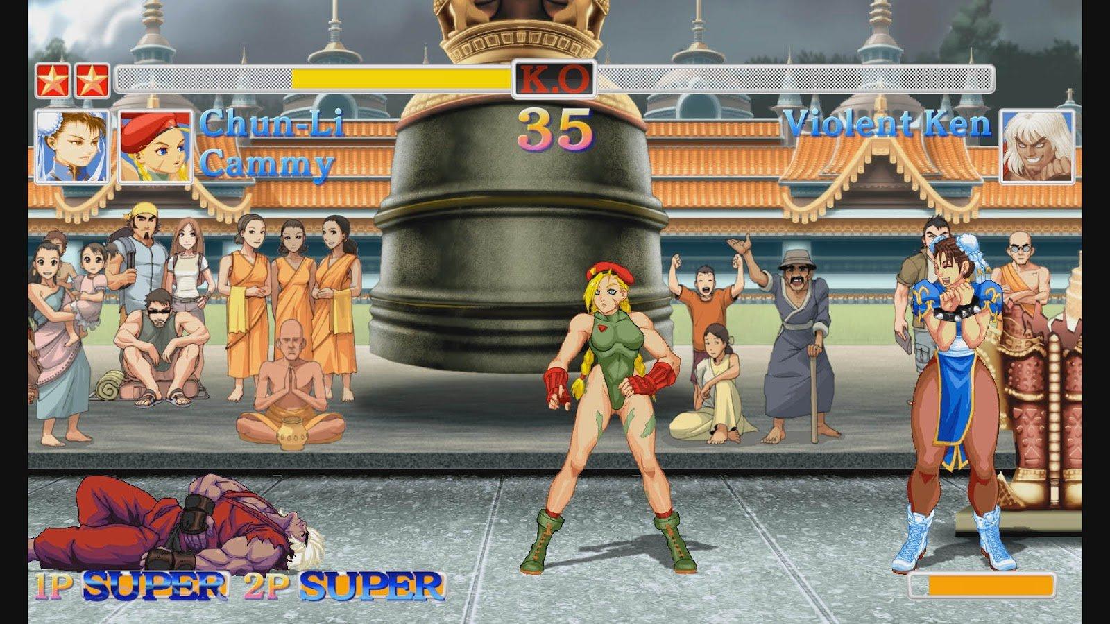 Ultra Street Fighter II: The Final Challengers - Nintendo Switch - Nintendo  Switch eStore
