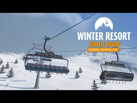 k b winter resort simulator pc spil steam download. Black Bedroom Furniture Sets. Home Design Ideas