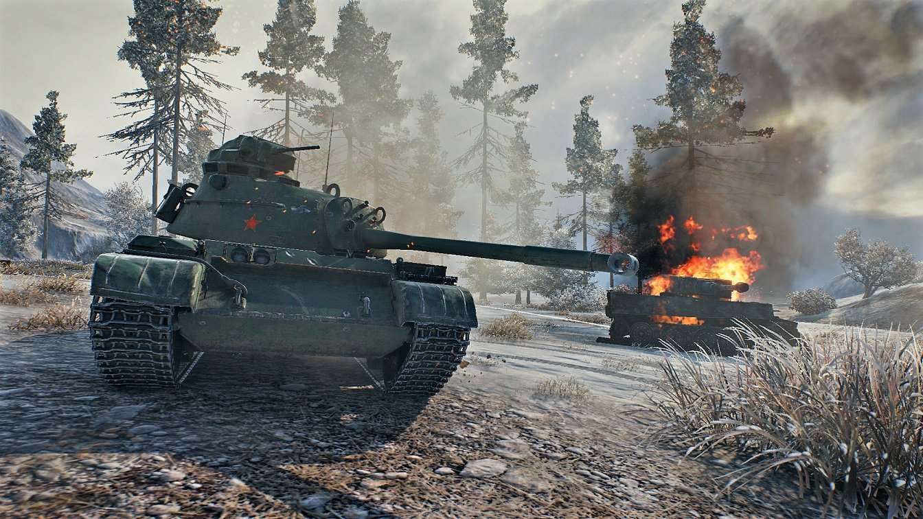Buy World of Tanks PC Game | Download