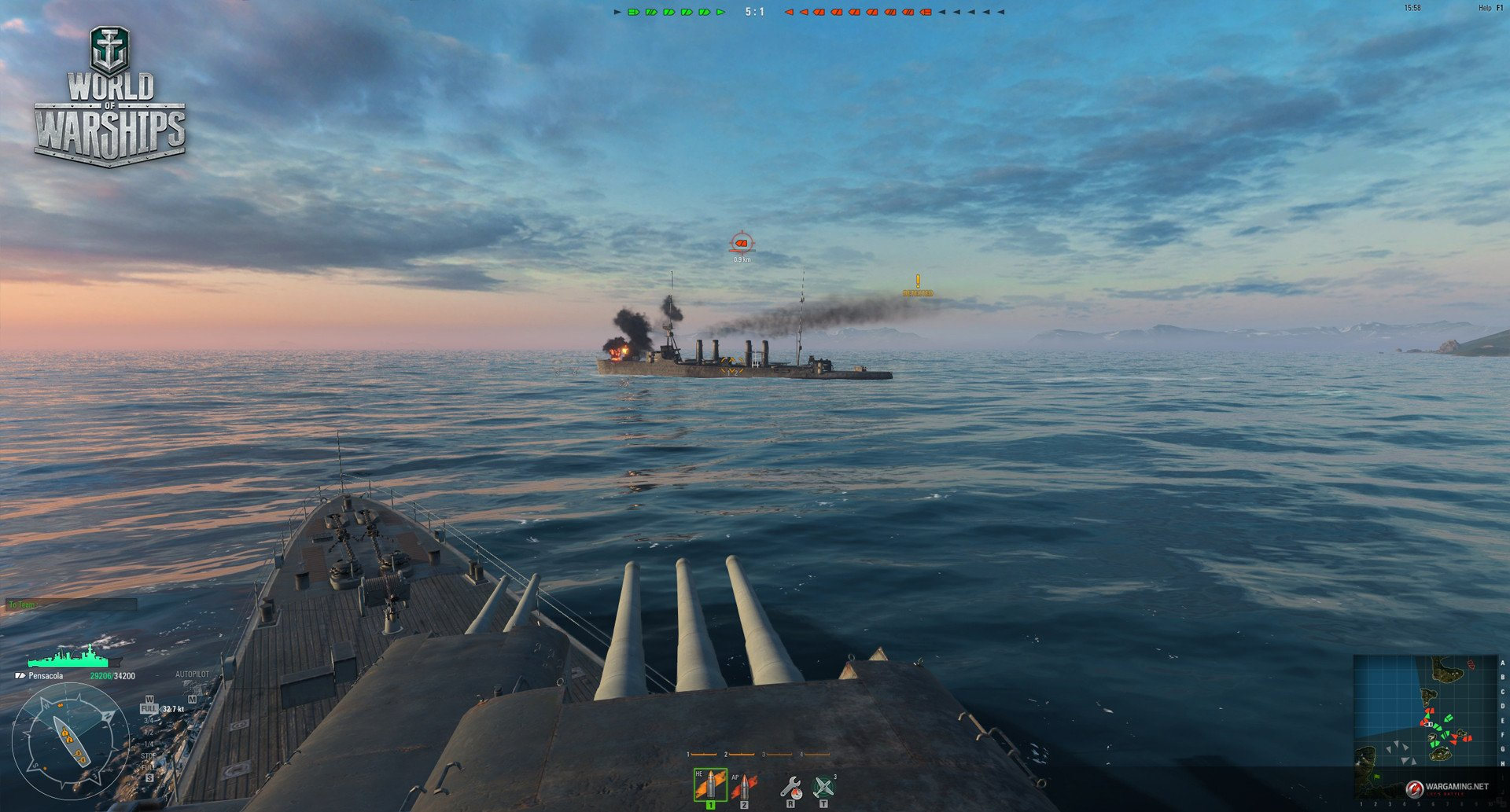Buy World of Warships PC Game | Download