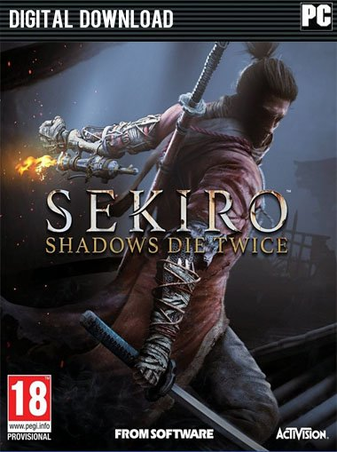 Sekiro: Shadows Die Twice [MEA] cd key