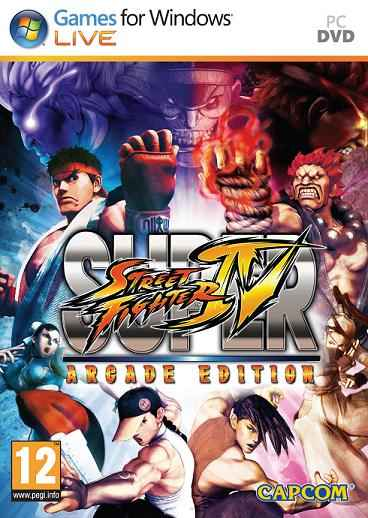 Super Street Fighter IV (4) Arcade Edition cd key