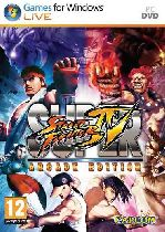 Buy Super Street Fighter IV (4) Arcade Edition Game Download