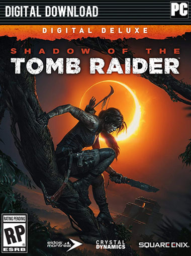 Shadow of the Tomb Raider Digital Deluxe cd key