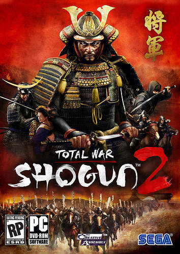Total War SHOGUN 2 cd key