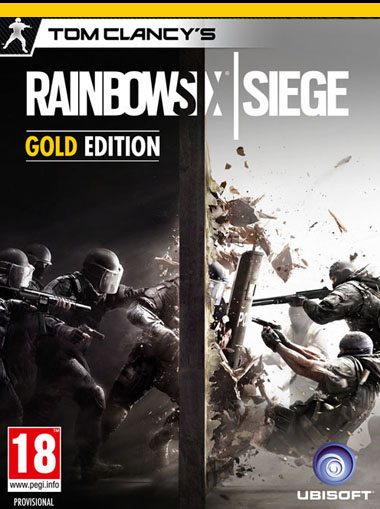Tom Clancys Rainbow Six Siege - GOLD Edition (Nvidia RTX) cd key