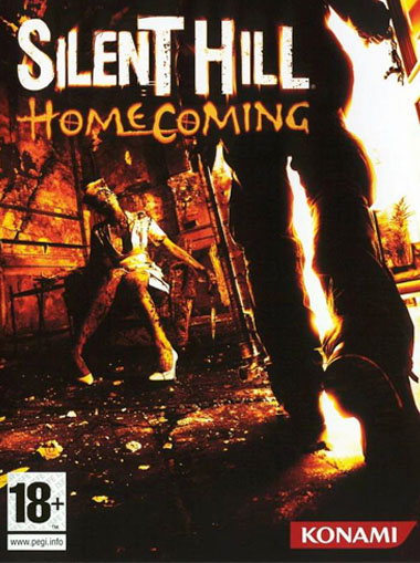 Silent Hill Homecoming cd key