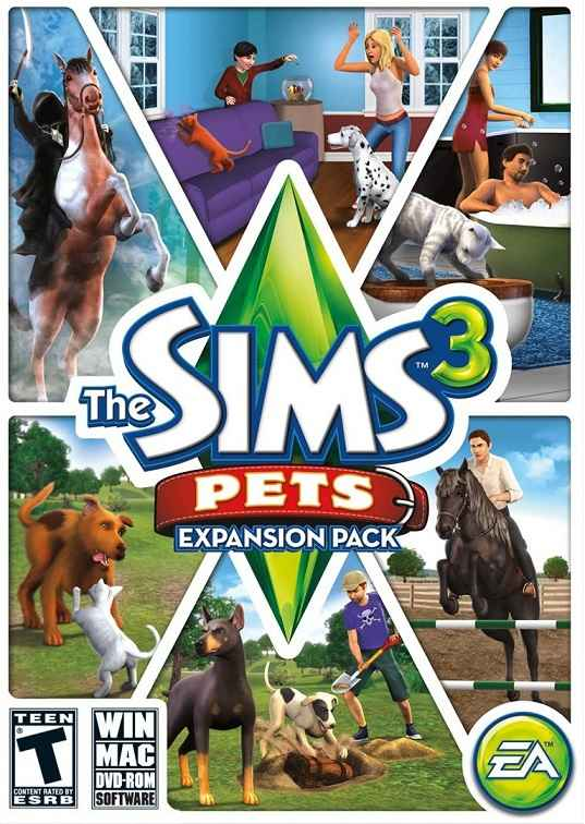 The Sims 3 Pets cd key