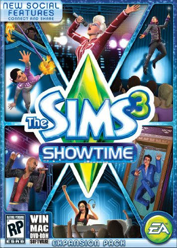 Sims 3 Showtime Standard Edition cd key