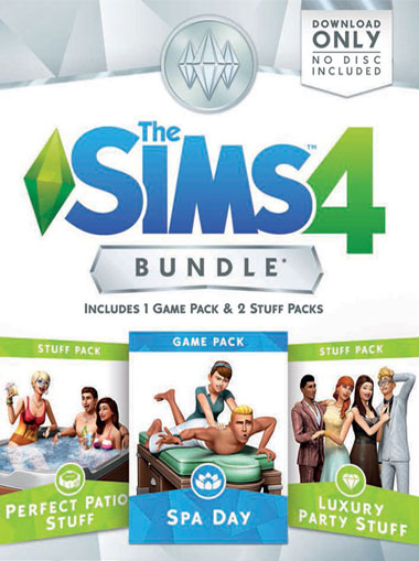 The Sims 4 Bundle Pack cd key