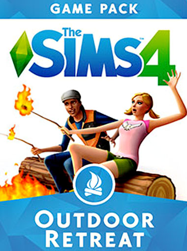 The Sims 4 Outdoor Retreat cd key
