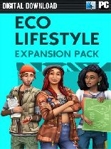 Buy The Sims 4 Eco Lifestyle DLC Game Download