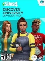 Buy Sims 4 Discover University Game Download