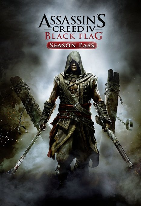 Assassin's Creed 4 Black Flag Season Pass PS4