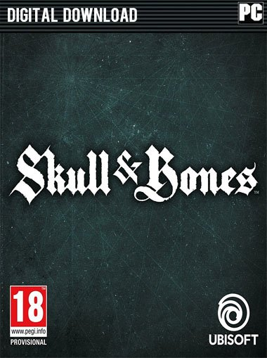 Skull & Bones [EU/RoW] cd key