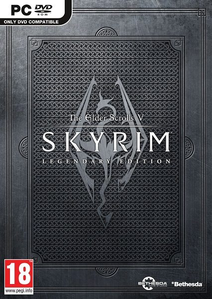 The Elder Scrolls V: Skyrim - Legendary Edition cd key