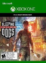 Buy Sleeping Dogs: Definitive Edition - Xbox One (Digital Code) Game Download