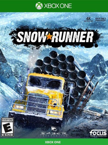 Snowrunner Premium Edition - Xbox One (Digital Code) cd key