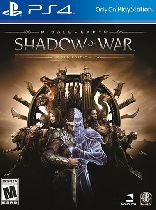 Buy Middle-earth: Shadow of War GOLD Edition - PS4 (Digital Code) Game Download